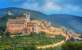 Cheap Hotels Below $100 in Umbria
