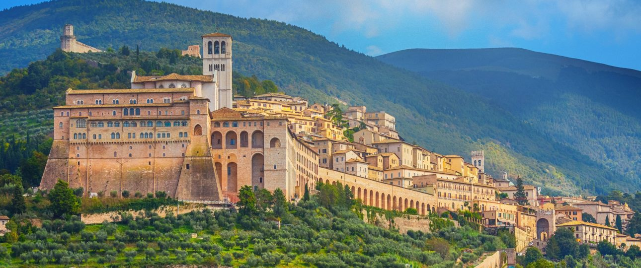 The Best Lodging in Umbria