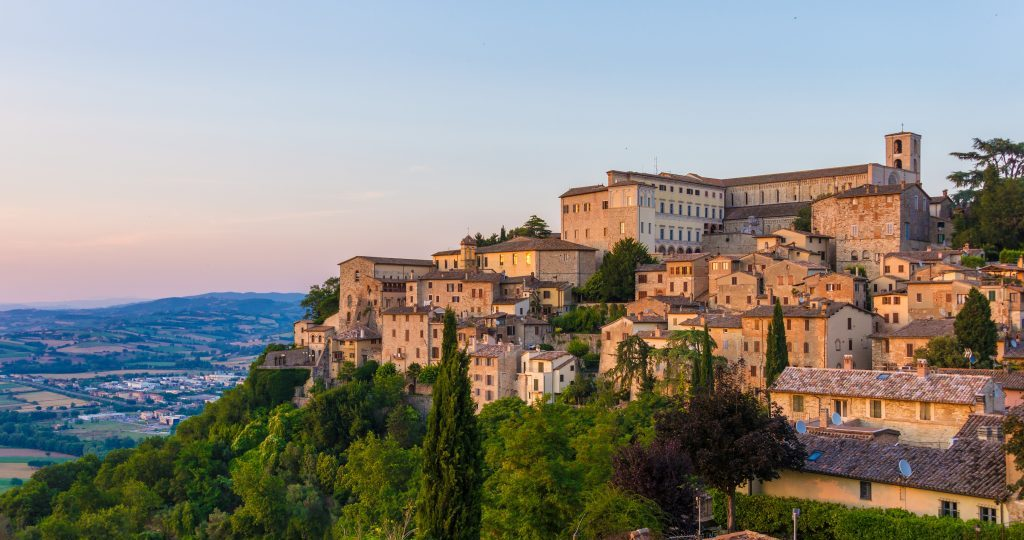 Some of the Most Beautiful Cities in Umbria