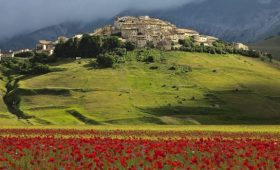 5 Classic Villas You Can Meet in Umbria Italy